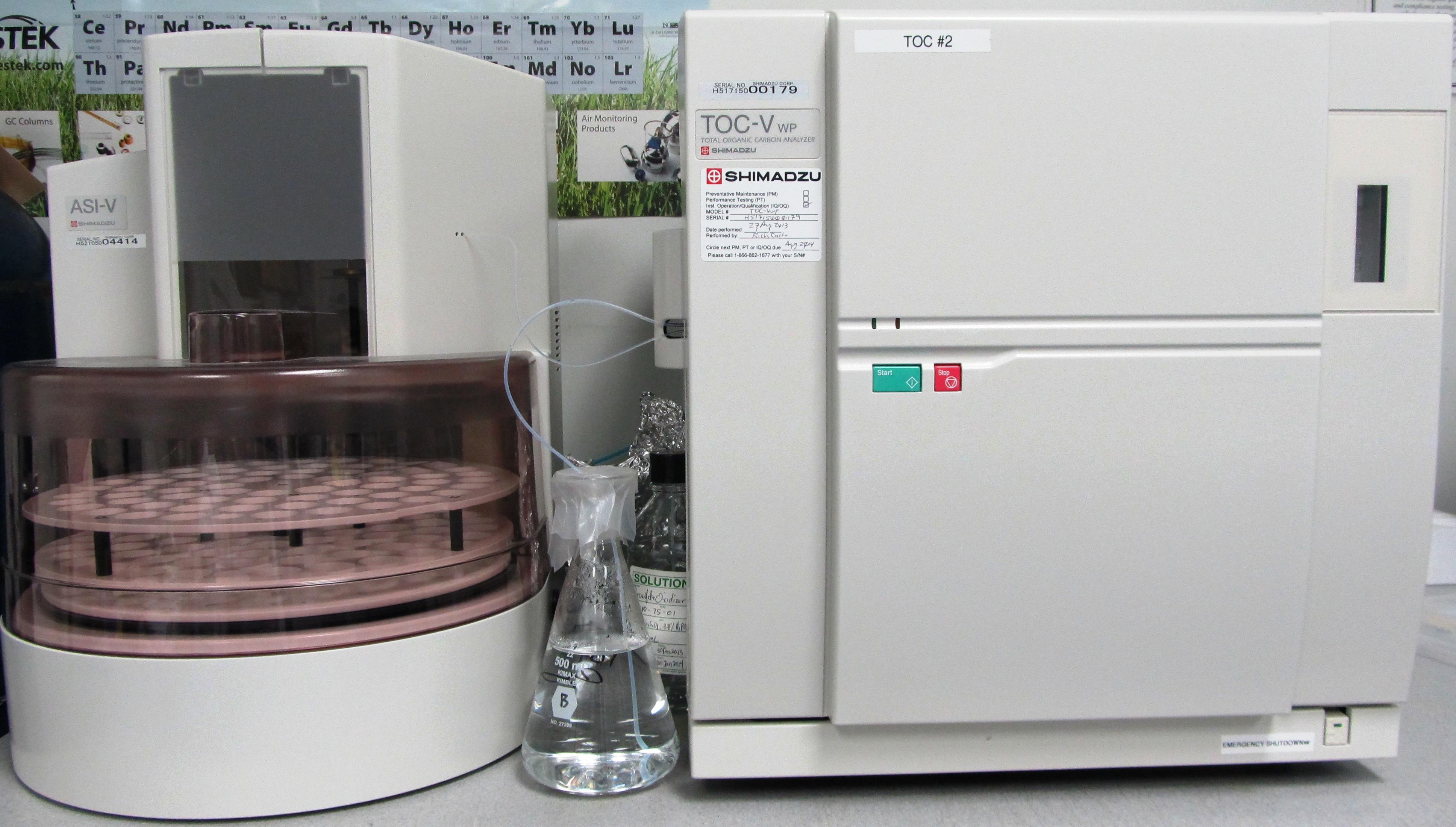 cf天龙模型vwp_figure  : shimadzu toc-vwp total organic carbon instrument